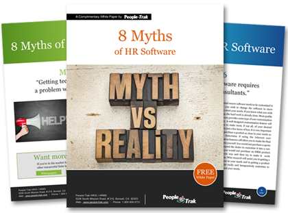 8 myths of HR software guide