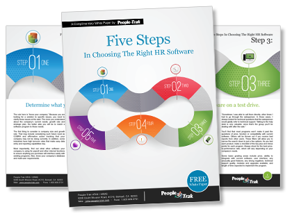 Five Step Guide to Choosing HR Software