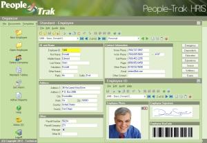 People-Trak, Personnel Management