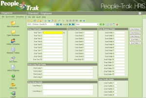 People-Trak User Screens