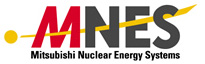 Mitsubishi Nuclear Energy Systems Logo